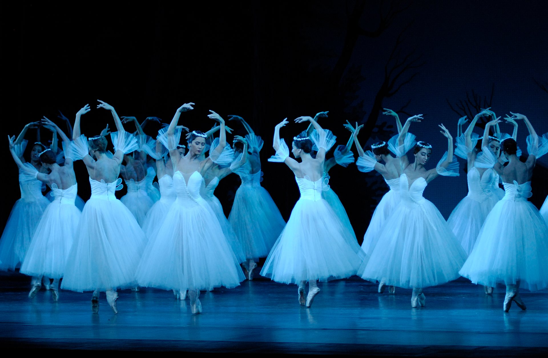 165th Ballet Season Opening. Giselle.